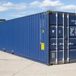 Aluguel de container marítimo