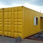 Container acoplado