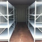 Container para guardar ferramentas