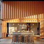 Container refeitório