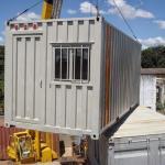 Container termoacústico