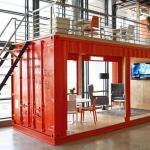 Aluguel de container para stand de vendas