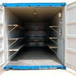 Aluguel de container para depósito