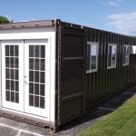 Container habitável preço