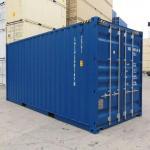 Container marítimo novo