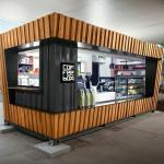 Customização de container