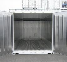 Aluguel de container frigorifico