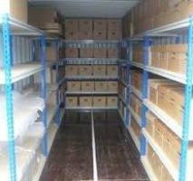 Container para arquivo morto