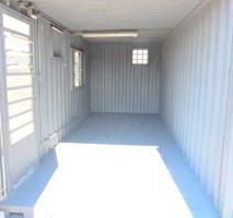 Container escritório locação
