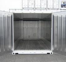 Locação de container refrigerado